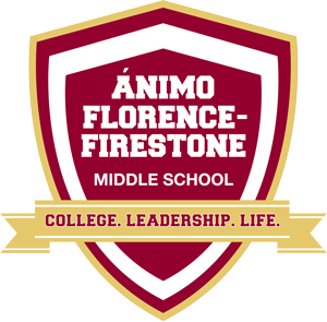 Ánimo Florence-Firestone Charter Middle School logo